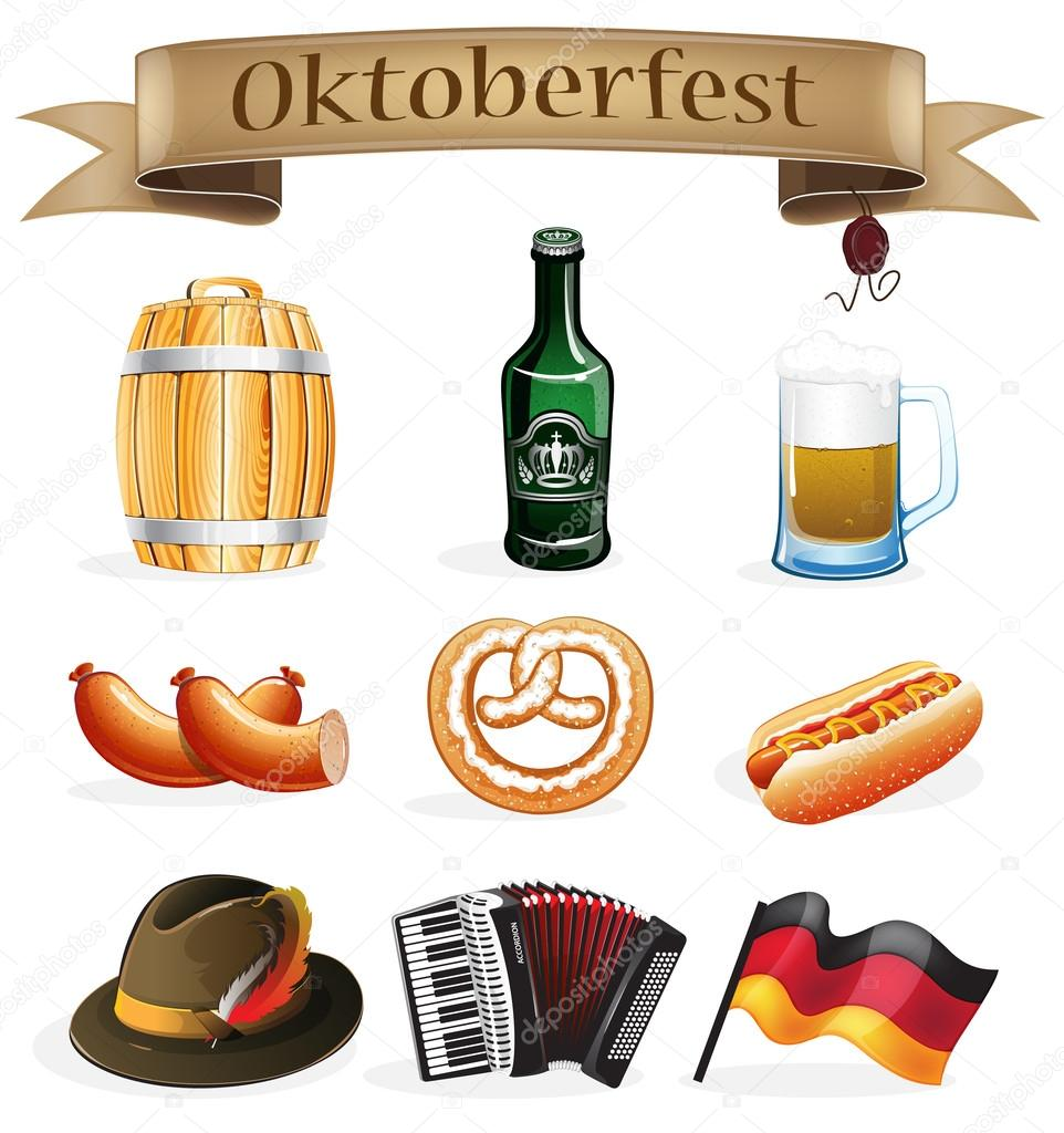 oktoberfest symbole