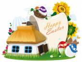 Priorità bassa rurale di Pasqua