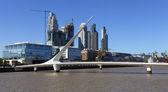 Fotografia Footbridge in Buenos Aires, Argentina