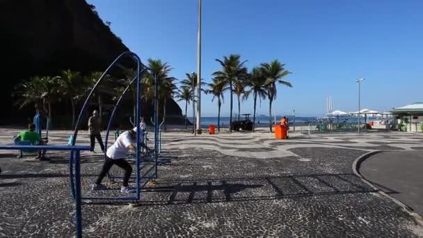 Híres turisztikai helyszínen, Brazília