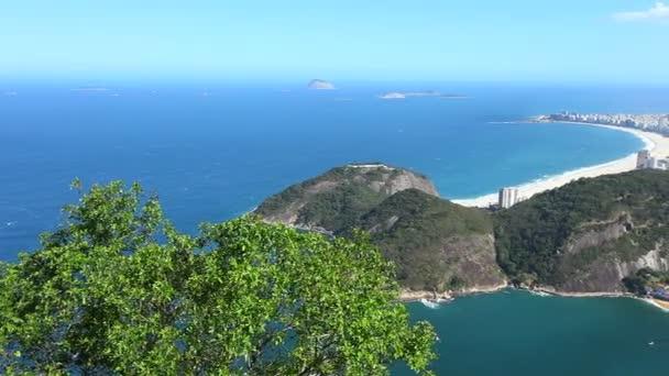 erial view of Rio de Janeiro Brazil beaches