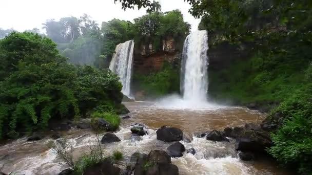 Iguazu Falls pohled