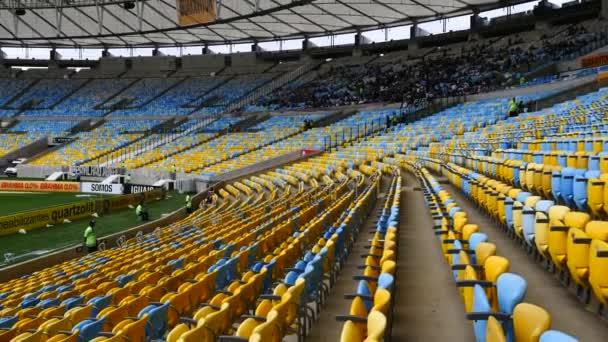 Berühmtes Maracana-Stadion