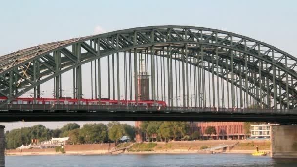 Züge in Köln, Deutschland