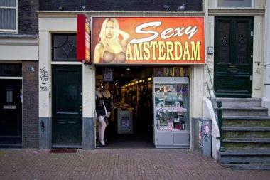 Sexshop in Amsterdam
