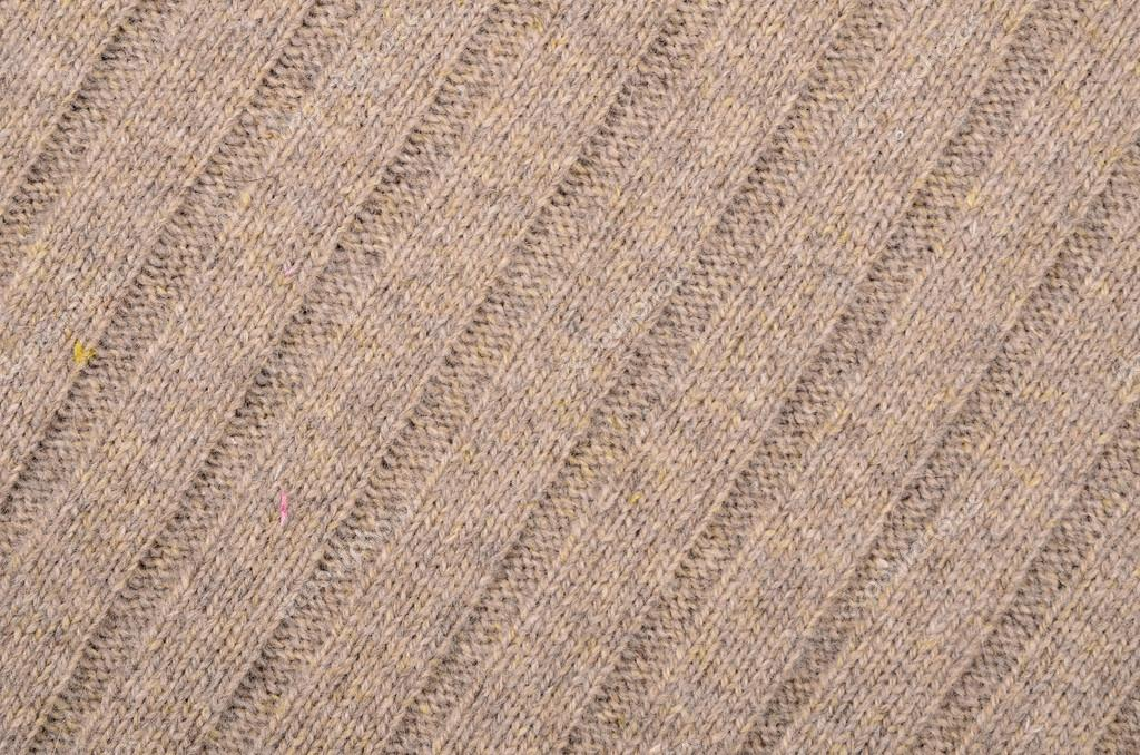 13416e2dcf6 brown wool knit fabric — Stock Photo © iluziaa #93705726