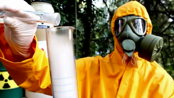 Chemické reakce s nebezpečnými látkami