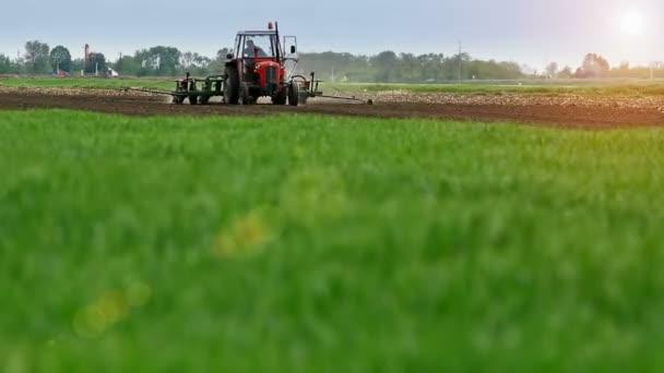 Moderní zemědělství