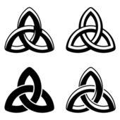 Photo Celtic knot elements