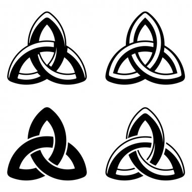 Celtic knot elements