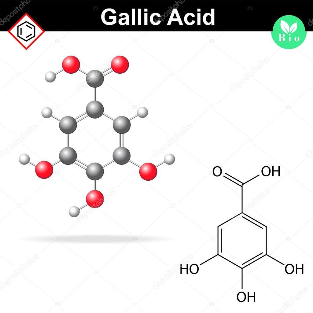 Fenolün moleküler ve yapısal formülü