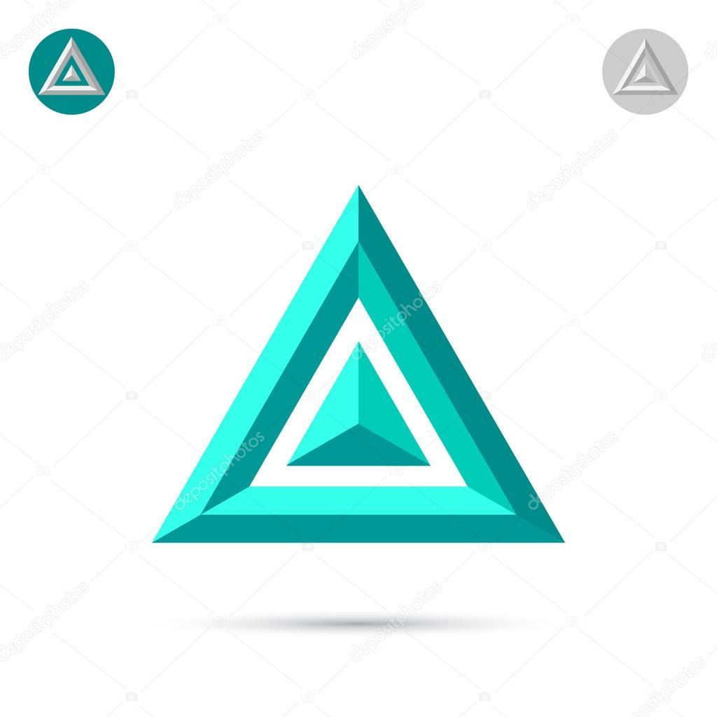 Delta letter icon stock vector logos2012 118256316 delta letter icon stock vector biocorpaavc Choice Image