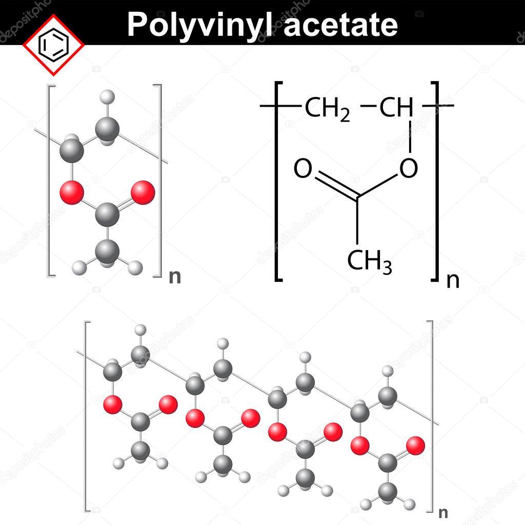 acetato polivinilo composicion quimica