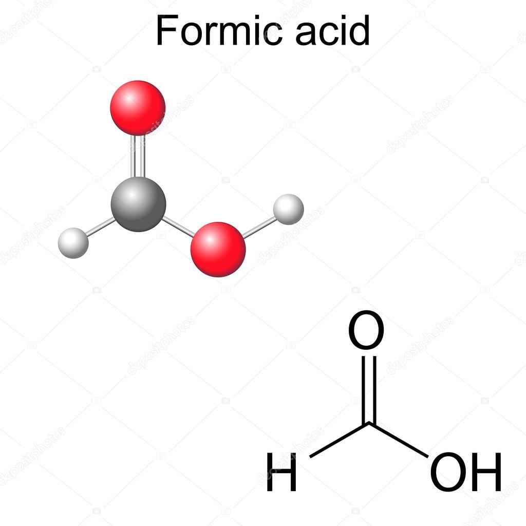 Ameisensäure Formel