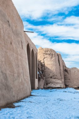 Architecture of the Isfahan Province, in central Iran,