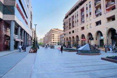 Northern Avenue, Yerevan, Armenia
