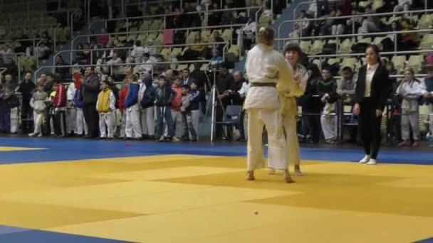 Junior versenyt Judo