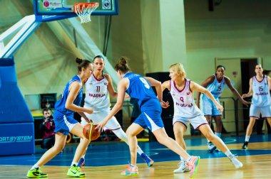 Basketball game,