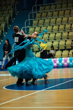 Dance couple,