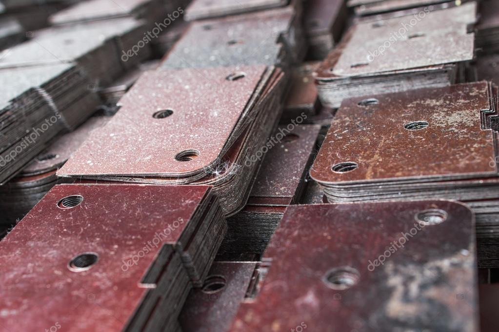 industrielle Kunststoff Spule Draht und Isolierung — Stockfoto ...