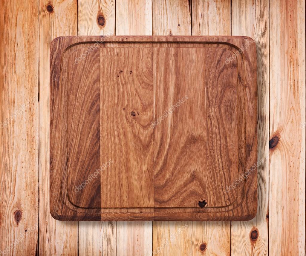 textura de madera. tabla de cortar de madera cocina cerrar — Fotos ...
