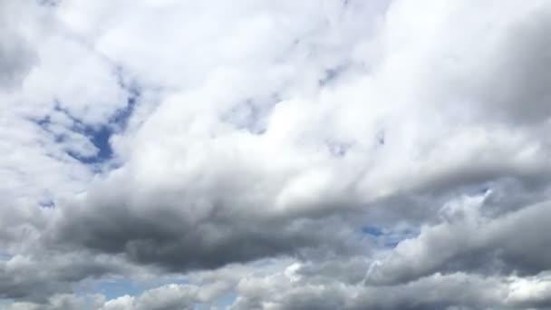 timelapse mraky