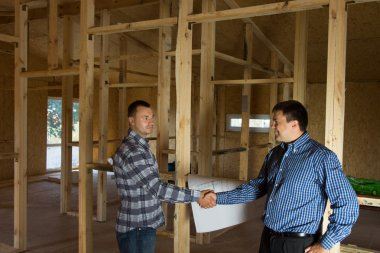 Engineer and Architect Agreed Building Design