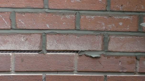 Zeď bezva opravy s helibar