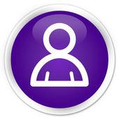 Klepnutím na tlačítko ikony fialové člena