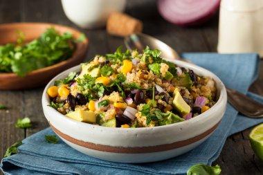 Homemade Southwestern Mexican Quinoa Salad