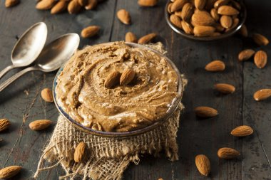 Raw Organic Almond Butter