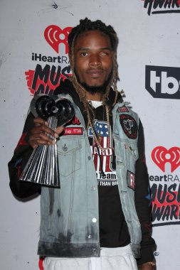hip hop recording artist Fetty Wap