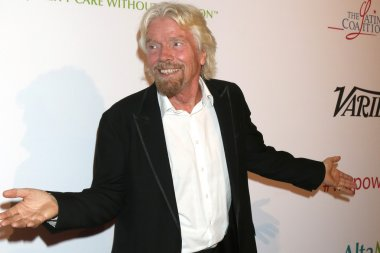 actor Sir RIchard Branson