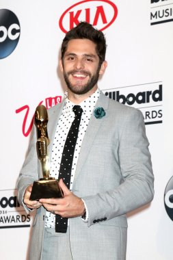 singer Thomas Rhett