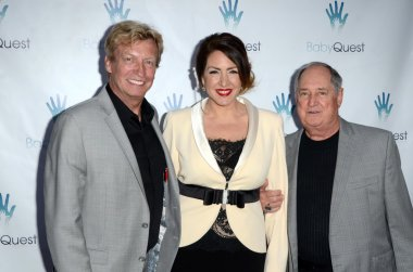 Nigel Lythgoe, Joely Fisher, Neil Sedaka