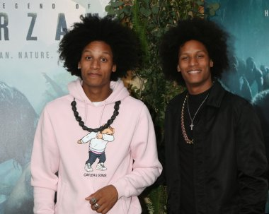 Les Twins, Larry Bourgeois, Laurent Bourgeois