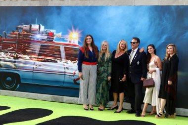 Donna Dixon, Dan Aykroyd, family