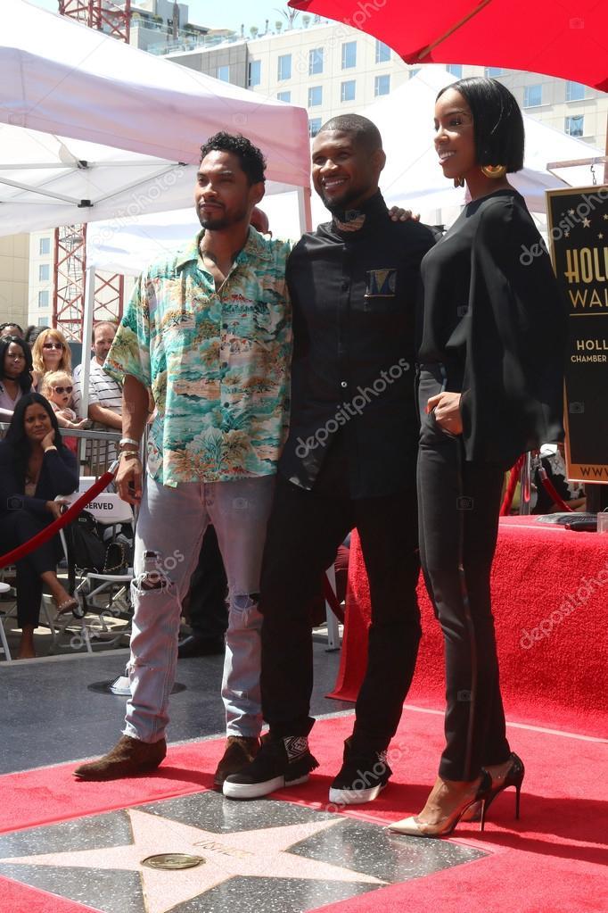 Miguel, Usher Raymond, Kelly Rowland