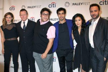 Katharine McPhee, Robert Patrick, Ari Stidham. Elyes Gabel, Jadyn Wong, Eddie Kaye Thomas
