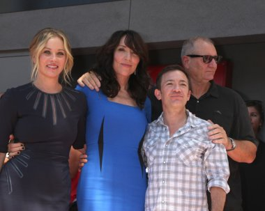 Christina Applegate, Katey Sagal, David Faustino, Ed O'Neill