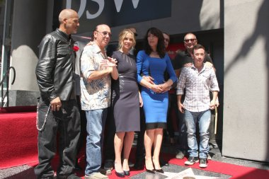 Katey Sagal, Married with Children Cast, Sons of Anarchy Cast