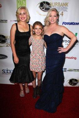 Madison Rose, Angelina Mann, Kelly Mullis