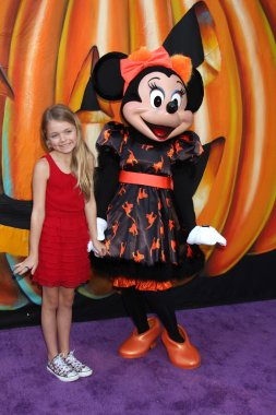 Kylie Rogers, Minnie Mouse
