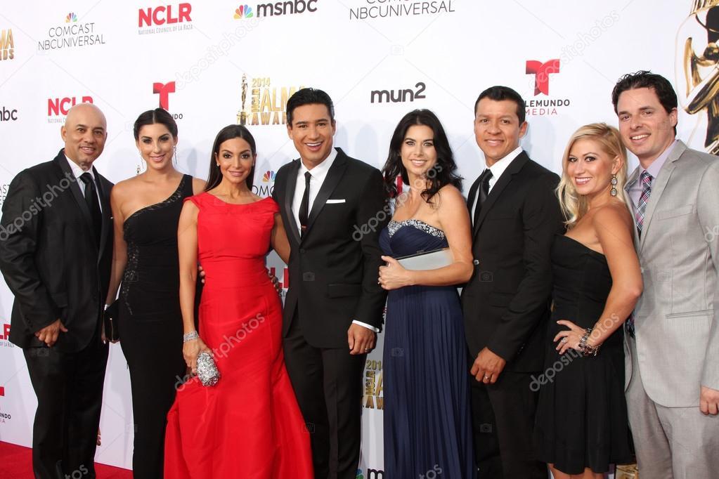 Mario Lopez And Family Stock Editorial Photo C Jean Nelson