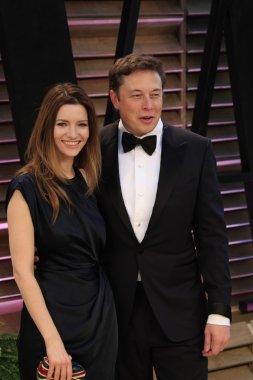 Talulah Riley, Elon Musk