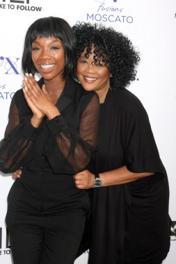 Brandy Norwood, Sonja Norwood