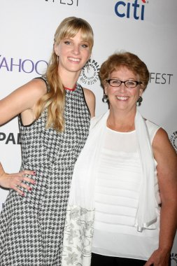 Heather Morris, mother of fiance