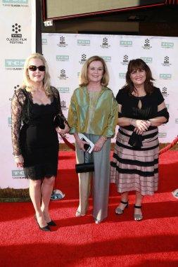 Debbie Turner, Heather Menzies-Urich, Kym Karath