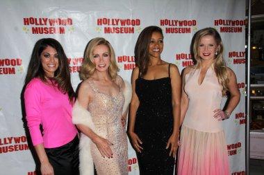 Lindsay Hartley, Donna Mills, Chrystee Pharris, Crystal Hunt