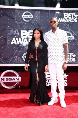 Nicki Minaj, Meek Mill